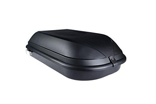 CAM K0381644R Dachboxen, Schwarz, 131 x 43 x 78 cm 11 kg